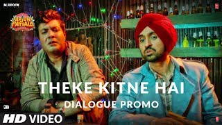 Theke Kitne Hai Arjun Patiala Diljit Kriti Varun Dinesh V Bhushan K Rohit J 26 July