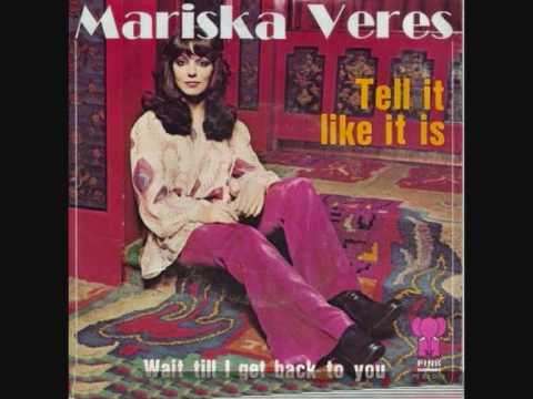 Mariska Veres Tell It Like It Is 1975