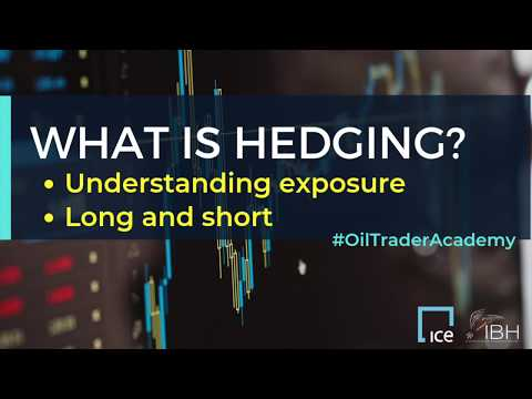 What Is Hedging?   Oil And Commodities Trading