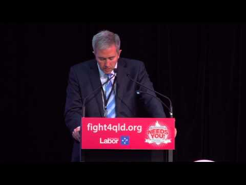 Anthony Chisholm's address to 2014 State Conference