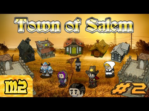 Mafia Self-destruction Society (Town of Salem Ranked #2)