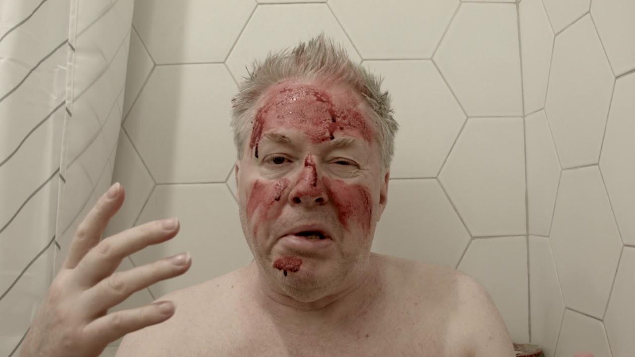 Bathtub Man #1