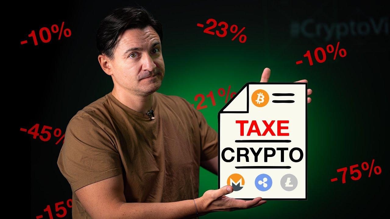 Atenție la impozitul pentru CRYPTO #CryptoVineri