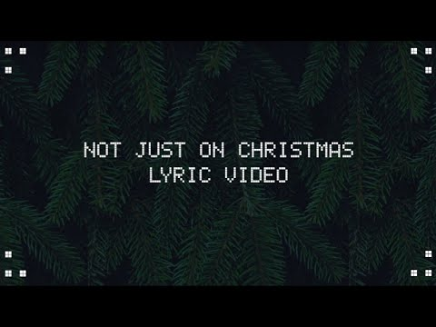 Download Ariana Grande - Not Just On Christmas (Lyric Video)
