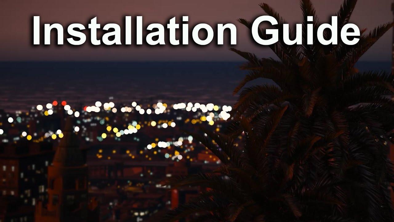 GTA V Mods | Installation Guides | Redux Mod + Crash Fix [Not Working]