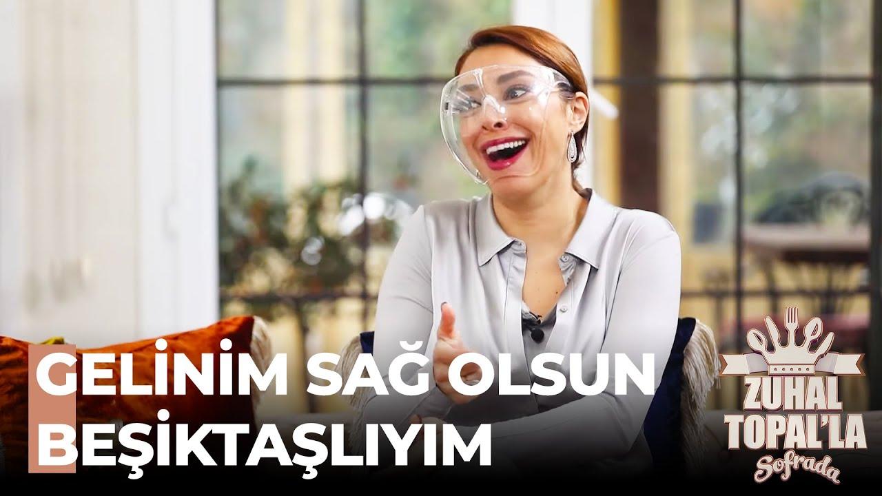 Hakem Ayşe Hanım 1 Günlüğüne Beşiktaşlı Oldu - Zuhal Topal'la Sofrada 589. Bölüm