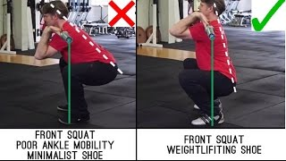 SQUAT HACK: How To Squat More Upright + Get In Better Positions