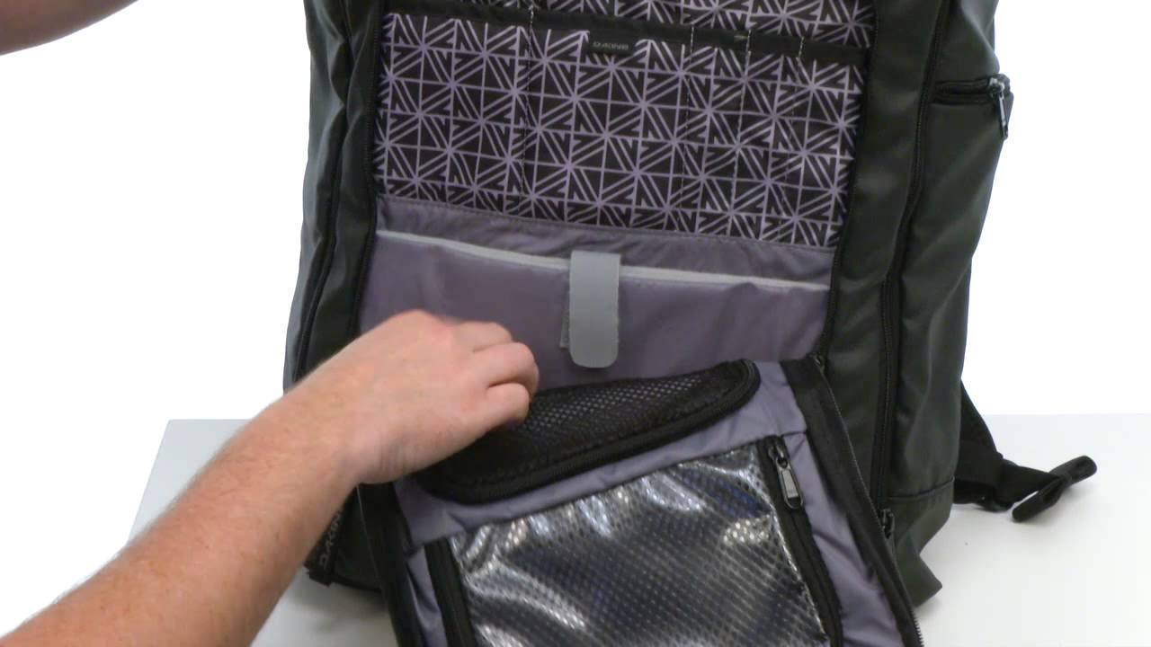 e009fd79a Dakine Dispatch 36L SKU:#8251537 - YouTube