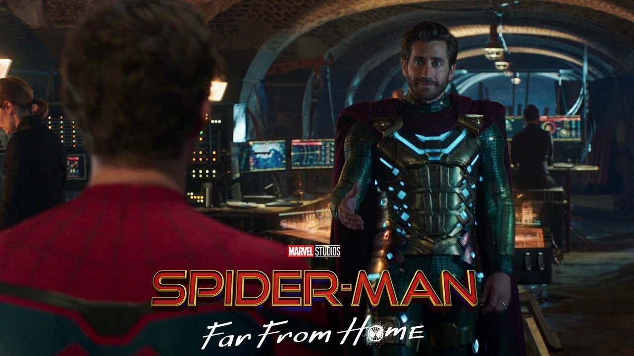 SPIDER-MAN: FAR FROM HOME – Official Trailer (In Theaters July 2)