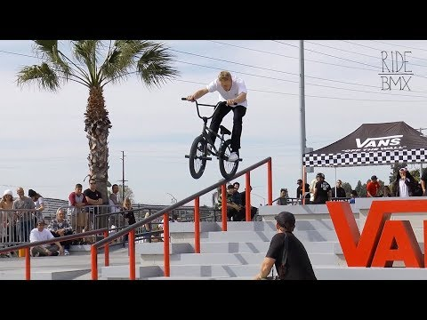 VANS BMX STREET INVITATIONAL 2018 - FULL HIGHLIGHTS!