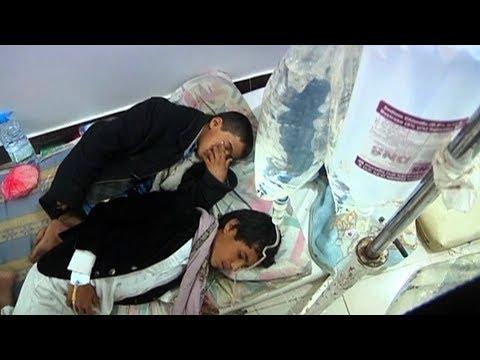 From War to Cholera, Yemen Is Facing World's Largest Humanitarian Crisis