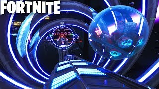 *EPIC* BALLER PARKOUR in Fortnite Creative (Codes in Comments) NEON BALLER