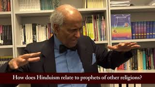 How does Hinduism relate to prophets of other religions ?   Jay Lakhani   Hindu Academy