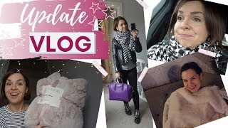 VLOG OF THE WEEK // WHERE HAVE I BEEN? UPDATE VLOG
