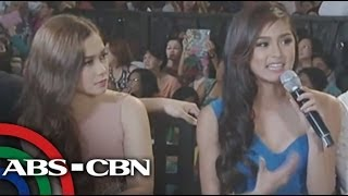Maja made first move with Kim