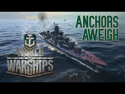 World of Warships - Anchors Aweigh Soviet Surprise