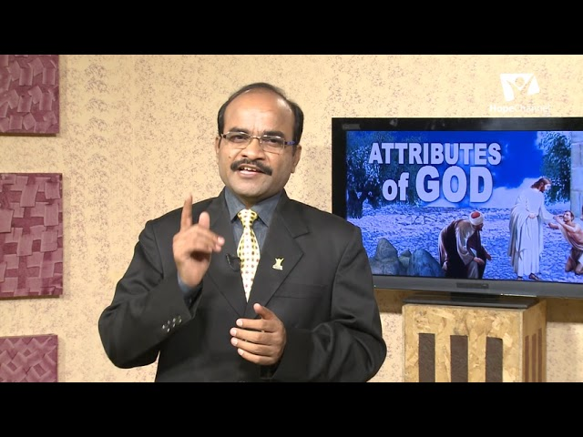 05 Attributes of God   Compassionate God   Pr. Barkat Masih
