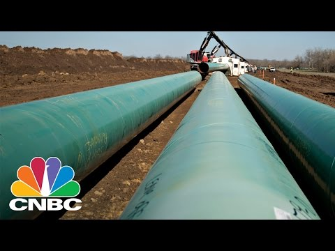Keystone Pipeline May Further Depress Oil Prices | Squawk Box | CNBC