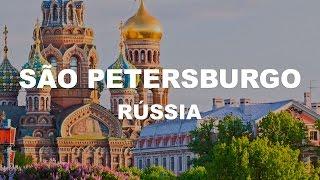 Pontos Turísticos em São Petersburgo - Russia - Ep. 2