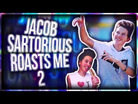 Thumbnail: Jacob Sartorius Roasted ME AGAIN (DISS TRACK)