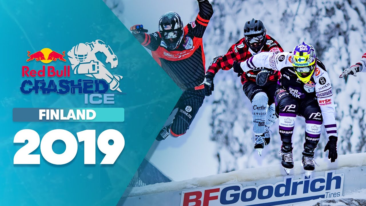 The Fastest Sport On Skates Hits Finland | Red Bull Crashed Ice 2019