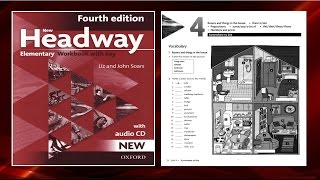 New Headway Elementary Exercise Book 4th -Unit :04