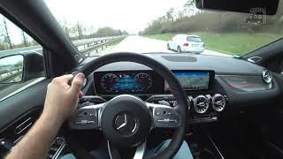 Дорожный тест драйв 2020 Mercedes GLA 250 Edition | Test drive 2020 Mercedes GLA 250...