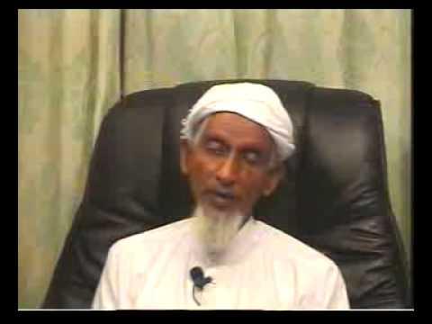Islamic Calendar - Speech by Ali Manikfan in English