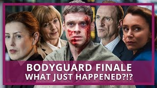 Bodyguard Finale Recap | Who Killed Julia?