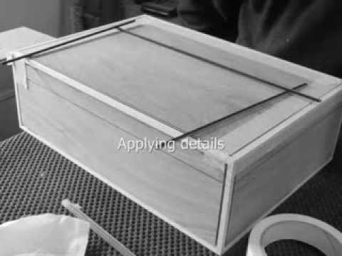 Making Decorative Boxes YouTube Best Making Decorative Boxes