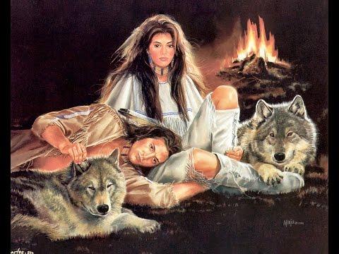 Native American Indian Meditation Music: Shamanic Music, Healing Music, Calming Music.