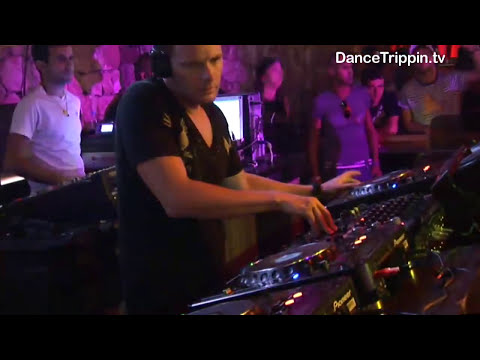 Oscar Colorado [DanceTrippin] La Troya @ Space Ibiza DJ Set