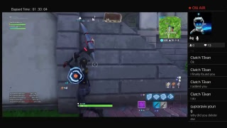 The Worst Console Player on Fortnite Battle Royale HELP ME !!!