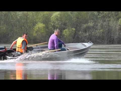 лодка алюм вятка профи