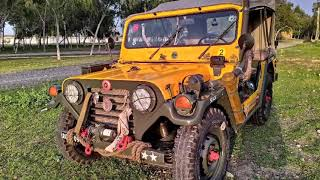 Ford mutt M151