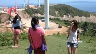 Windmills bonding (Pawa, Nabas, Aklan)