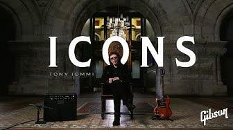Icons: Tony Iommi