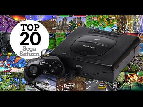 Los 20 Mejores Juegos De Sega Saturn Youtube
