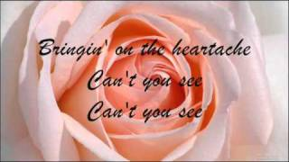 Mariah Carey - Bringin' On The Heartbreak (Lyrics On Screen)