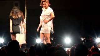 """INSIDE_OUT (INS!DE▼OUT"""")fashion show at NAMBA hatch"""