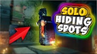 Solo DLC Hiding Spots (After Update) - Rainbow Six : Siege