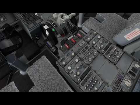 IXEG 737-300 Round-The-World Back Home (Barely) In Shemya