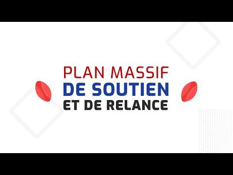 Vidéo Plan de Soutien Financier au Rugby Français #FFR