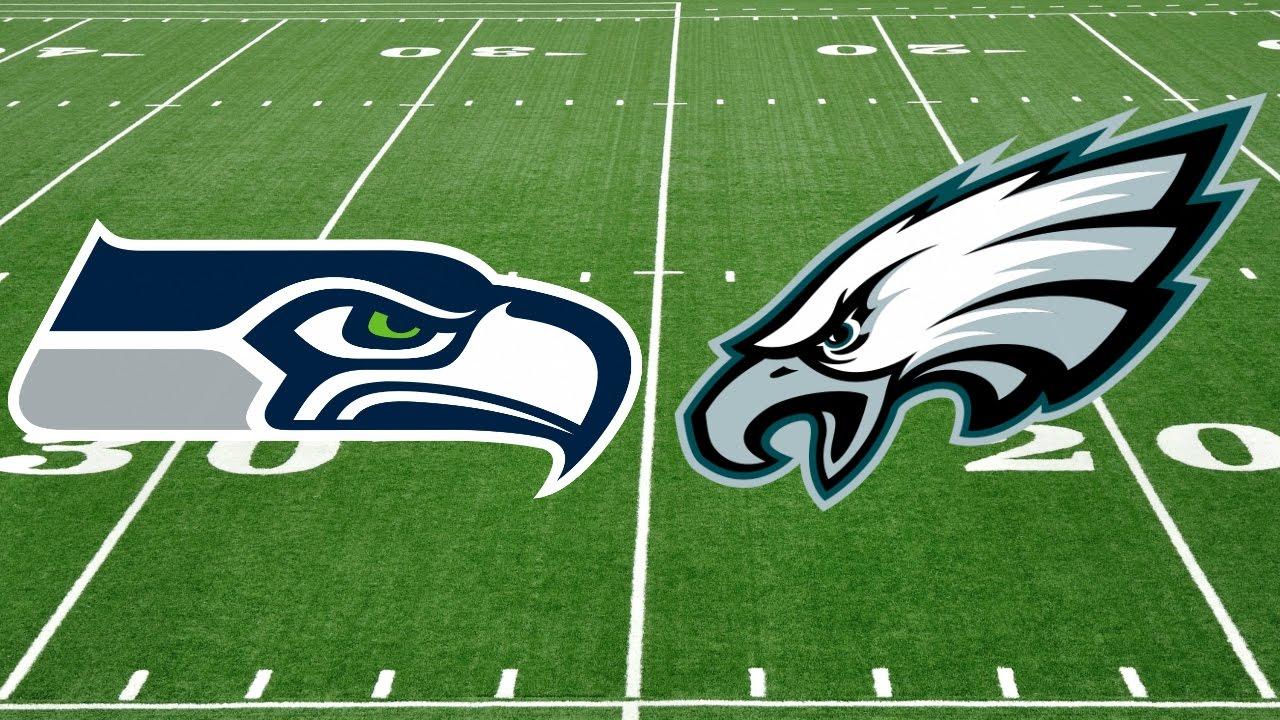 Seahawks Eagles