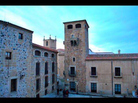 Qué ver en Cáceres, con el Guía turístico Marco Mangut