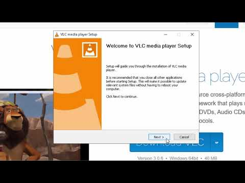 VLC Media Player Download And Install On Windows