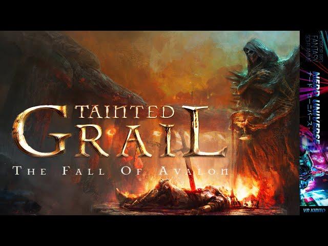 Tainted Grail - Die neue Druiden Klasse - Conquest Modus ☬  Early Access [Deutsch] 1440p