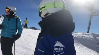 Skiing Off Piste Intro + Development Groups | Ski Definition | www.skidefinition.com