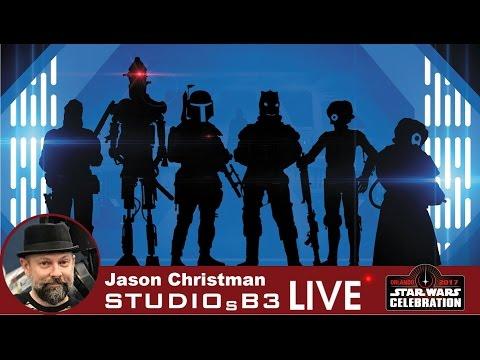 Star Wars artist interview with Jason Christman