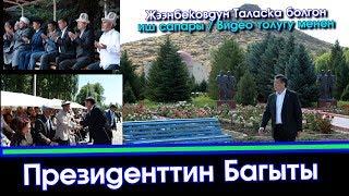 Президент Сооронбай Жээнбековдун ИЧКИ саясий БАГЫТЫ | Акыркы Кабарлар